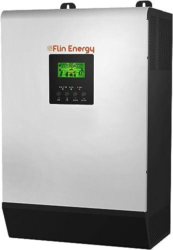 Flin Energy Flinslim Dual MPPT 5KVA-48V Solar Hybrid Inverter