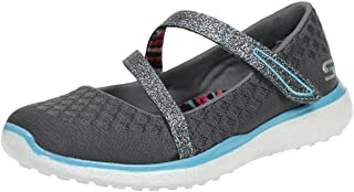 Skechers Micorburst One UP Ballerina Trainers Sneaker Girls