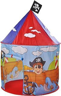 Knorrtoys - Tienda de campaña con Carpa diseño de Isla del Tesoro y Piratas