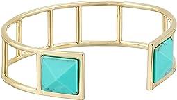 Casual Glam Cuff Bracelet