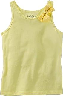 OshKosh Girls' Yellow Bow Tank Top (Size 14)