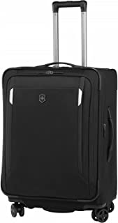 NEW Victorinox Werks Traveler 5.0 24 Suitcase with Dual Caster, in Black, 61cm