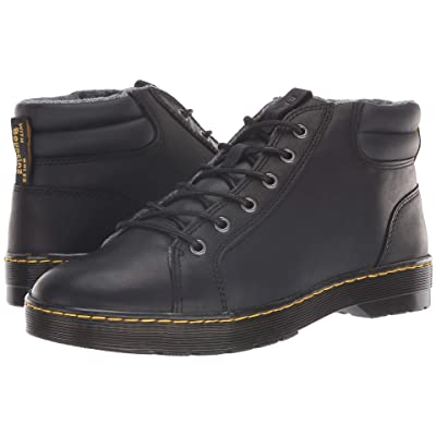 Dr. Martens Plaza Cruise (Black Luxor/Veg Temperley) Men