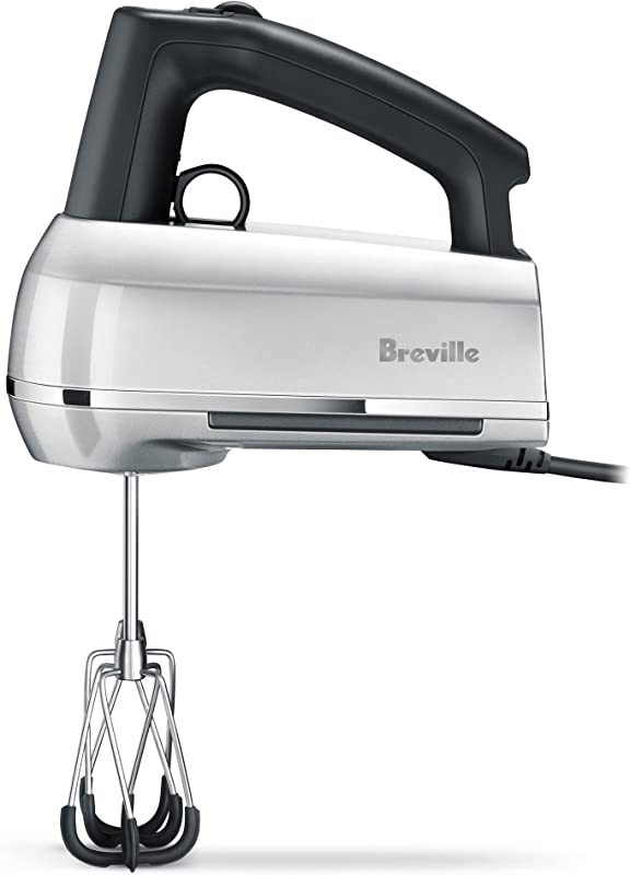 Breville BHM800SIL Handy Mix Scraper Hand Mixer Silver