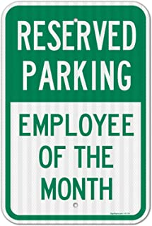 Best employee of the month sign Reviews