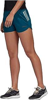 adidas Womens Design 2 Move 3-Stripes Shorts