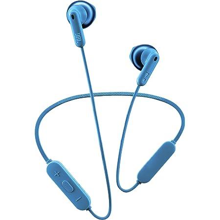 JBL TUNE 215BT Cuffie Auricolari Wireless, Cuffia Auricolare senza Fili Bluetooth 5.0, con Microfono Integrato, Vivavoce e Cavo Piatto Antigroviglio, fino a 16h di Autonomia, Blu