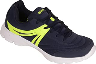 SPARX Men Blue Green Sports Shoes