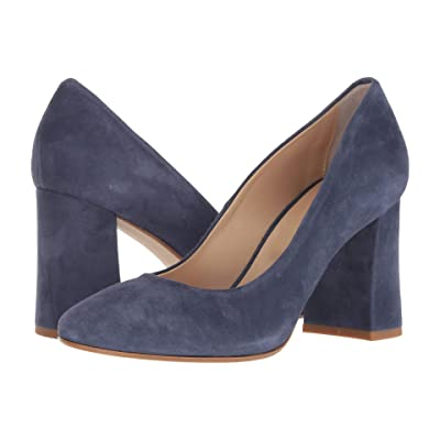 Cordani Hanette (Navy Suede) High Heels
