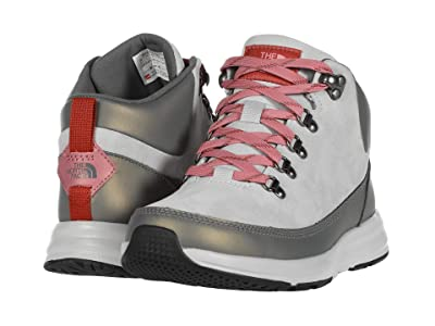 The North Face Back-To-Berkeley Redux Remtlz Lux (Micro Chip Grey/Mauveglow) Women