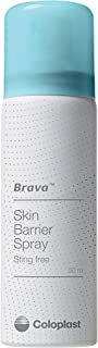 Coloplast Inc 62120205 - Brava Skin Barrier Spray, 1.7 Ounce. Alcohol-Free and Sting-Free.