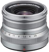 $399 » Fujinon XF16mmF2.8 R WR Lens - Silver