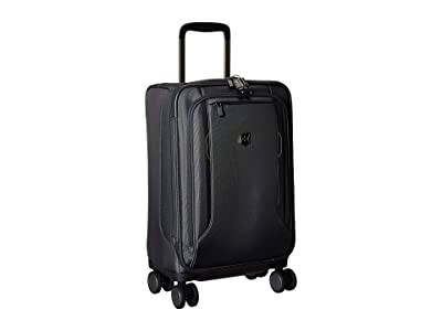 Victorinox Werks Traveler 6.0 Frequent Flyer Softside Carry-On (Grey) Carry on Luggage
