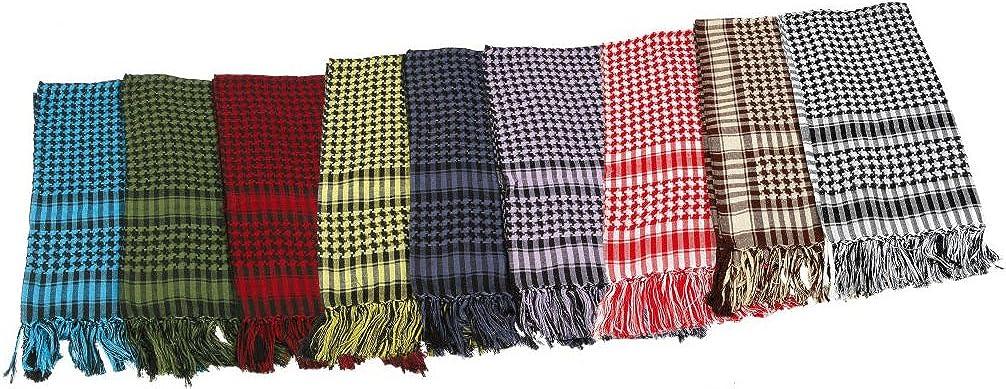 Wholesale Scarf - Light Weight Pashmina Scarves - 12 Scarves