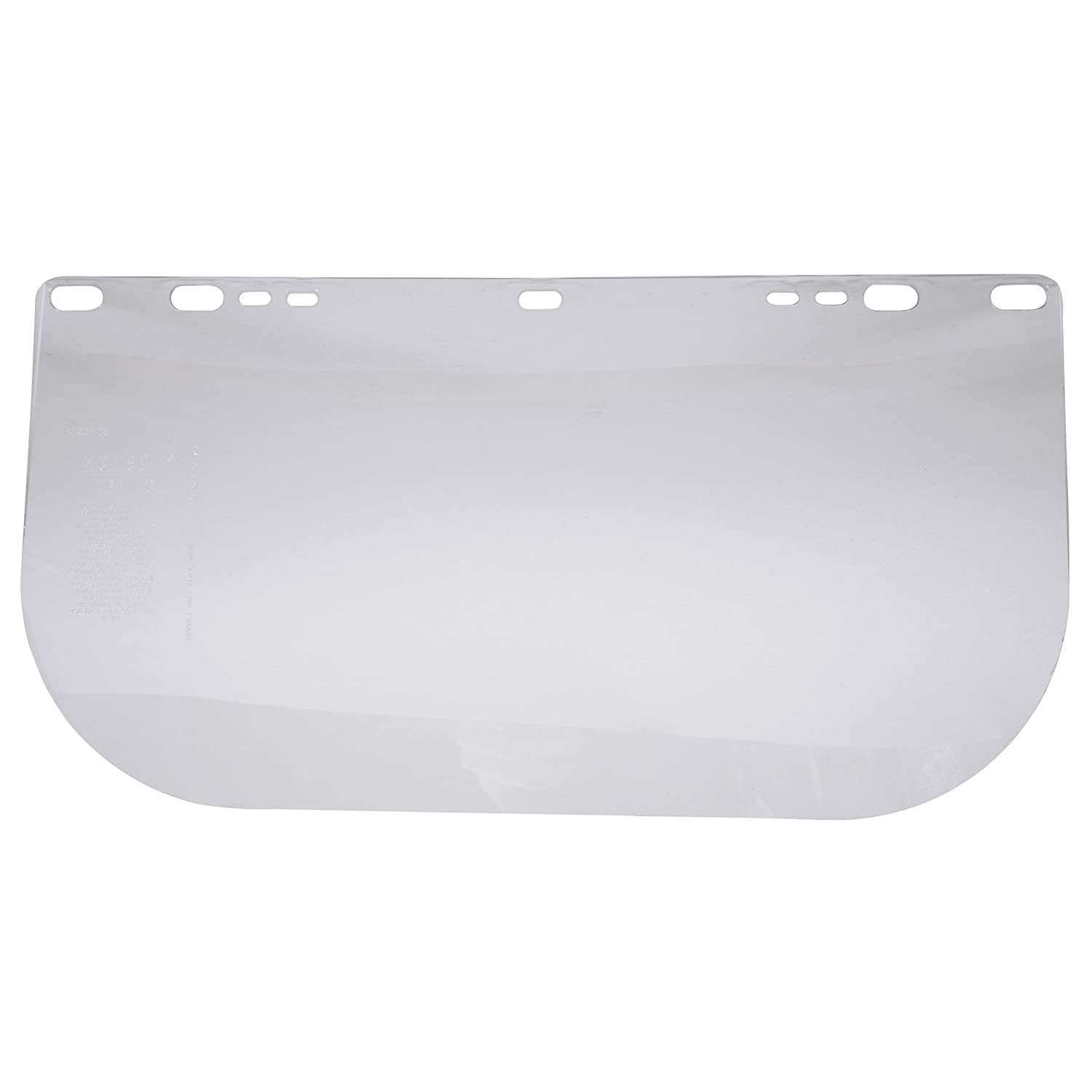 Jackson Max 62% OFF Surprise price Safety Face Shield Window 8 for Headgear