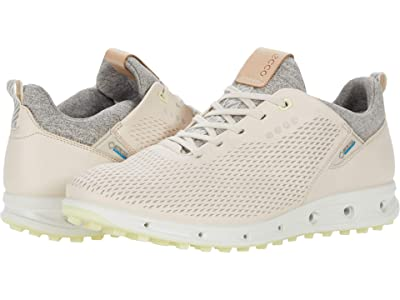 ECCO Golf Cool Pro GORE-TEX(r) (Limestone Yak Leather) Women