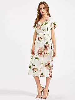 Doyenne Wrap Dress