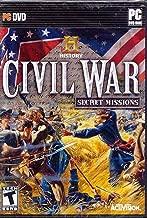 history civil war secret missions