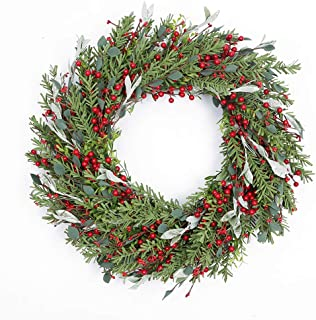 Best artificial christmas wreaths decorated Reviews