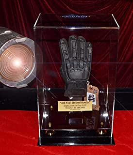 "RARE Screen-Used PROP Costume ""Pilot"" GLOVE from Star Wars Rise of Skywalker, COA, Case, UACC"
