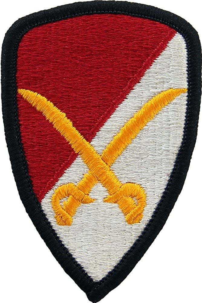 Safety and trust 6th Cavalry Brigade Bargain sale Full Color Patch