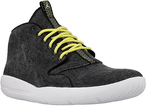 Nike Jordan Eclipse Chukka - 881453022 - Couleur  Blanc-Noir-Vert - Pointure  42.0