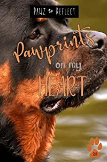 Pawprints On My Heart 20: Glossy Photo Cover Detail of Black and Copper Fur, 6