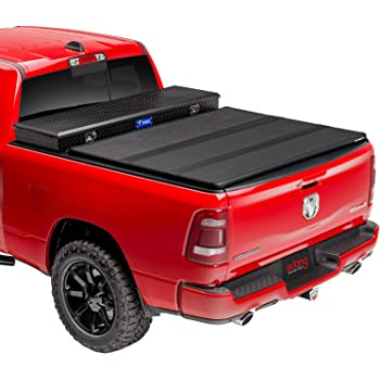 Amazon Com Extang Solid Fold 2 0 Toolbox Hard Folding Truck Bed Tonneau Cover 84430 Fits 09 18 19 20 Classic Dodge Ram 1500 2500 3500 6 4 Bed Automotive