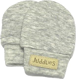 Juddlies Winter Hats 0-6M Salt /& Pepper Pink