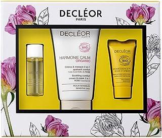 Decleor Certified Organic Soothing Box: Comfort 2 In 1 Cream & Mask 50ml+Comfort Oil-Serum 5ml+Comfort Night Balm 2.5ml 3pcs