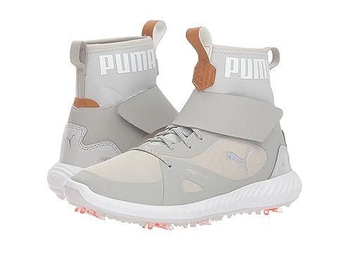 PUMA GolfIgnite Power Adapt Jr (Little Kid/Big Kid) wXmrkTX4uW