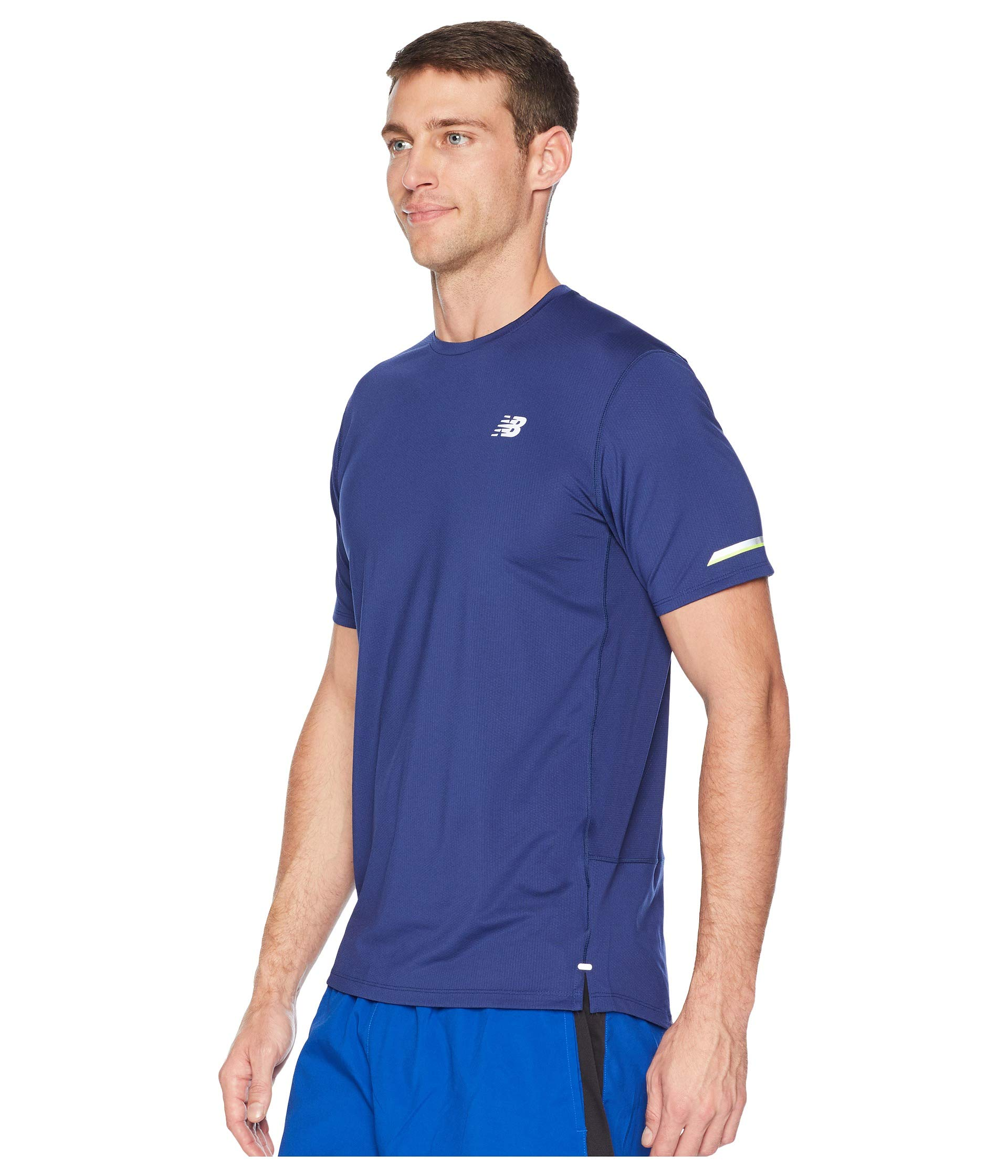 Sleeve New 2 Short Balance Techtonic Blue Ice 0 Nb Uqx4tqY