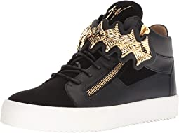 May London Gold Bar Sneaker