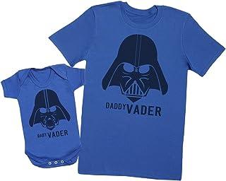 Baby Vader & Daddy Vader - regalo para padres y bebés