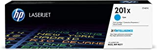 HP 201X | CF401X | Toner Cartridge | Cyan | High Yield