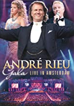 Andre Rieu - Gala - Live in Amsterdam DVD