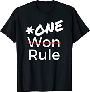 xHC Won One Rule Herriman Citizens T Shirt