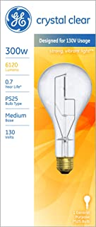 Best 300 watt incandescent bulb Reviews
