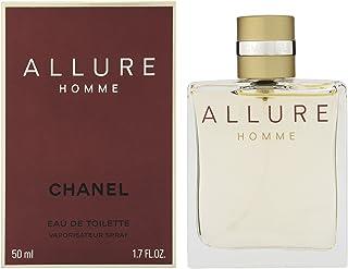 Allure Homme by Chanel for Men - Eau de Toilette, 50ml
