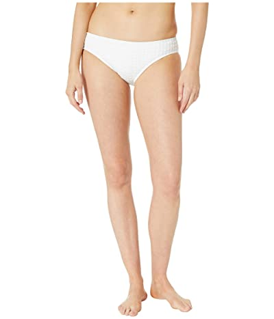La Blanca Get To The Point Hipster Bottoms (White) Women