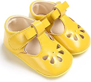 yellow shoes for baby girl