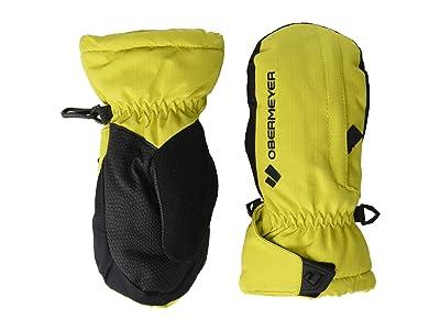 Obermeyer Kids Gauntlet Mitten (Little Kids/Big Kids) (Mad Science) Extreme Cold Weather Gloves