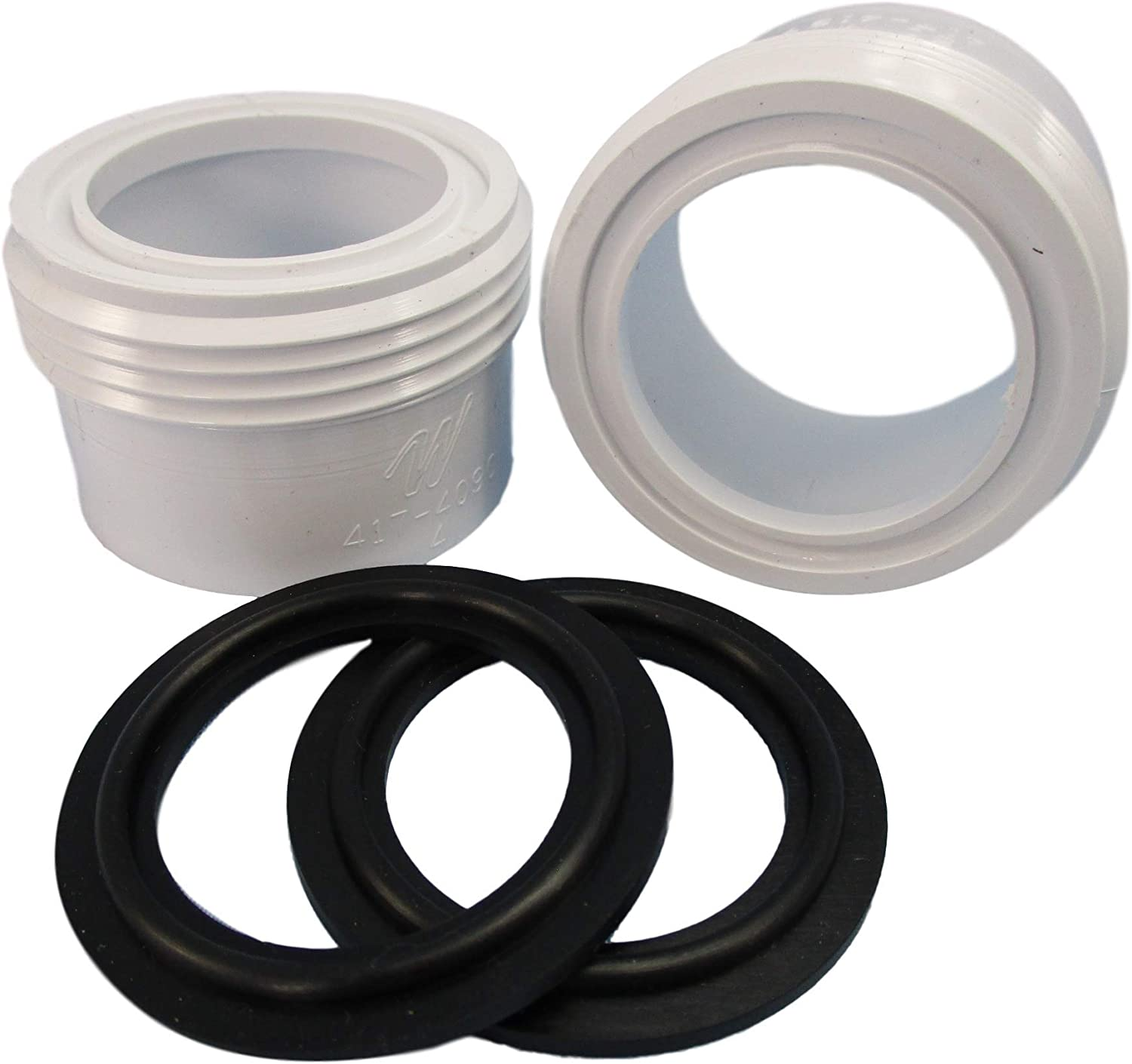 Set Be super welcome of 2 Hot Tub Direct sale manufacturer Spa 1 Heater Union X Slip with 2