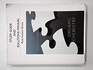 Study Guide and Student Solutions Manual for Organic Chemistry, Books a la Carte Edition (7th Edition) by Paula Yurkanis Bruice (2013-04-12)