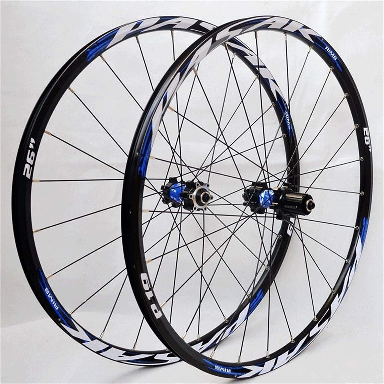 JIE KE Bike Rim MTB 26 27.5 Disc High material Front Inch Financial sales sale Bicycle Rear Wheel