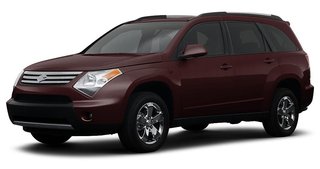 Amazon com: 2007 Suzuki XL-7 Reviews, Images, and Specs