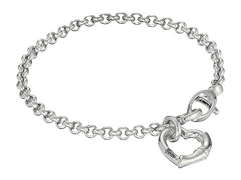 Gucci Bamboo Heart Bracelet