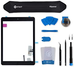 Screen Digitizer Compatible with iPad Air - Fix Kit - Black