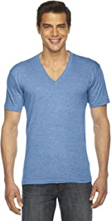 American Apparel TR461W Unisex Tri-Blend Short Sleeve V-Neck T-Shirt