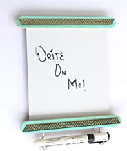 IVEI Utility Fridge Magnet with a Dry Erase Board - Budget Gifts - Unique Ideas - whiteboard (Green)
